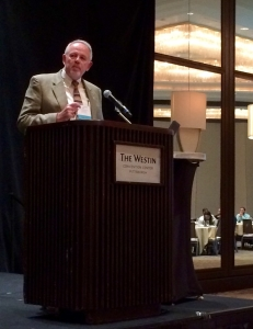 Jim at APA PA conference