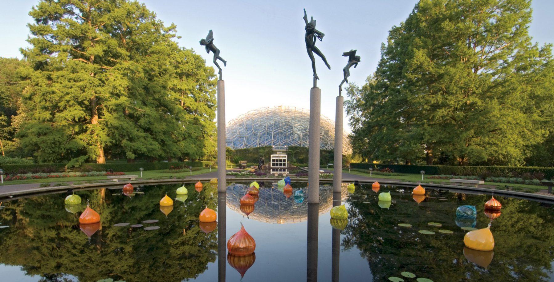 Photo Courtesy Of Missouri Botanical Garden