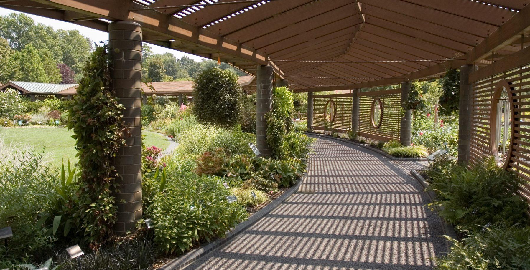 Missouri Botanical Garden – Master Planning & Garden Design - Pashek+MTR