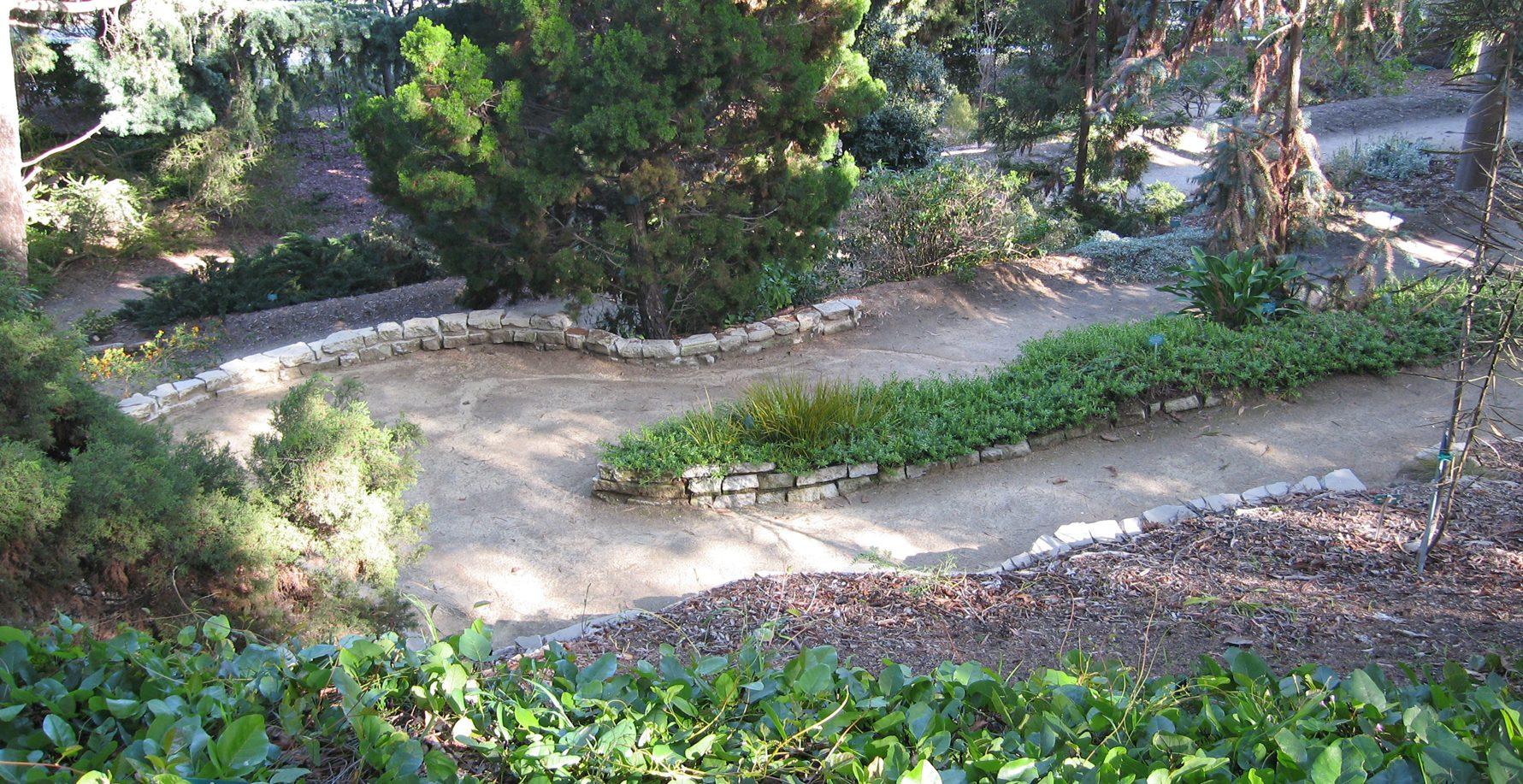 Mildred E Mathias Botanical Garden Pashek Mtr