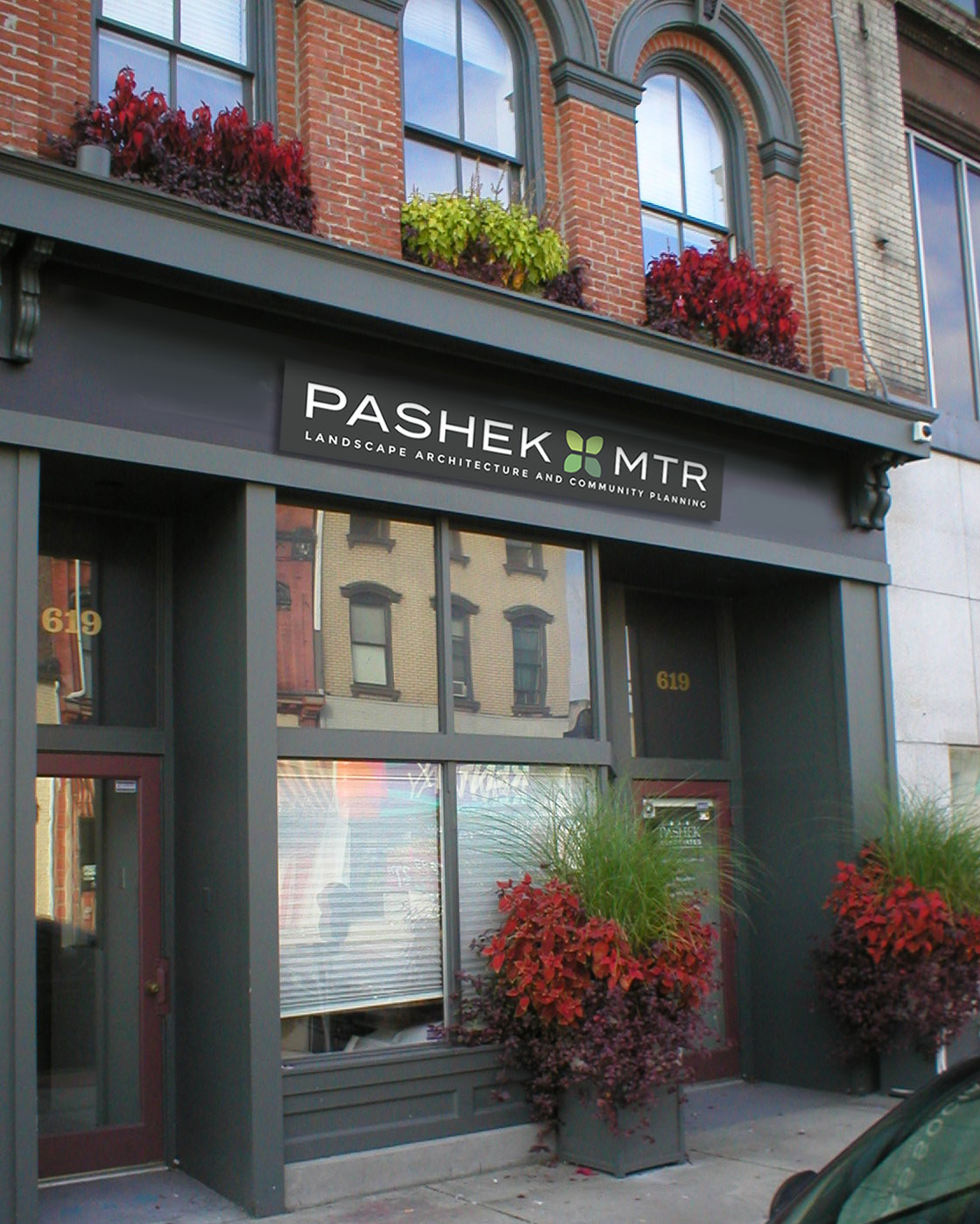 pashek associates and mtr landscape architects have merged